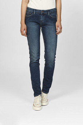 Sally Straight Fit Jeans - 90SD