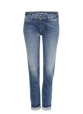 Sally Straight Fit Jeans - GRSBS