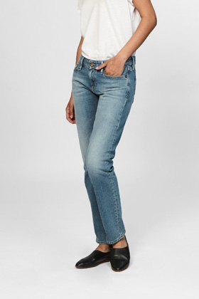 Sally Straight Fit Jeans - 80SS