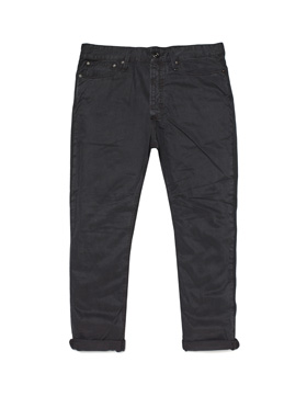 Crop Pant - CTS Shadow Black