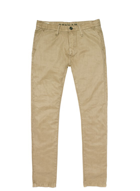 London Pant - TC Khaki