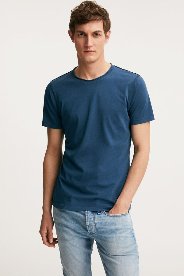 SEAN RAW TEE Modal Jersey - Slim Fit