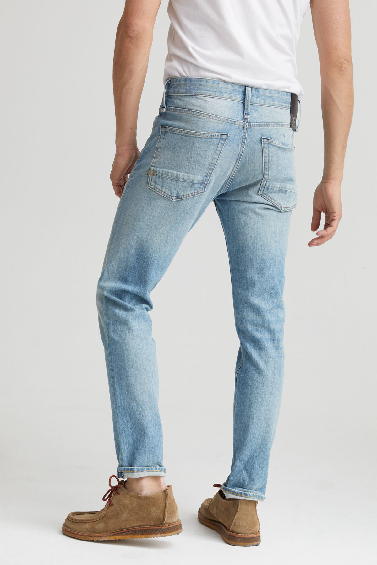 RAZOR Organic Cotton Denim - Slim Fit