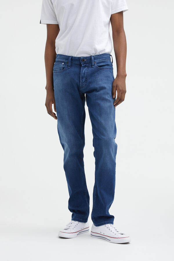 HAMMER Broken Twill Denim - Athletic Fit