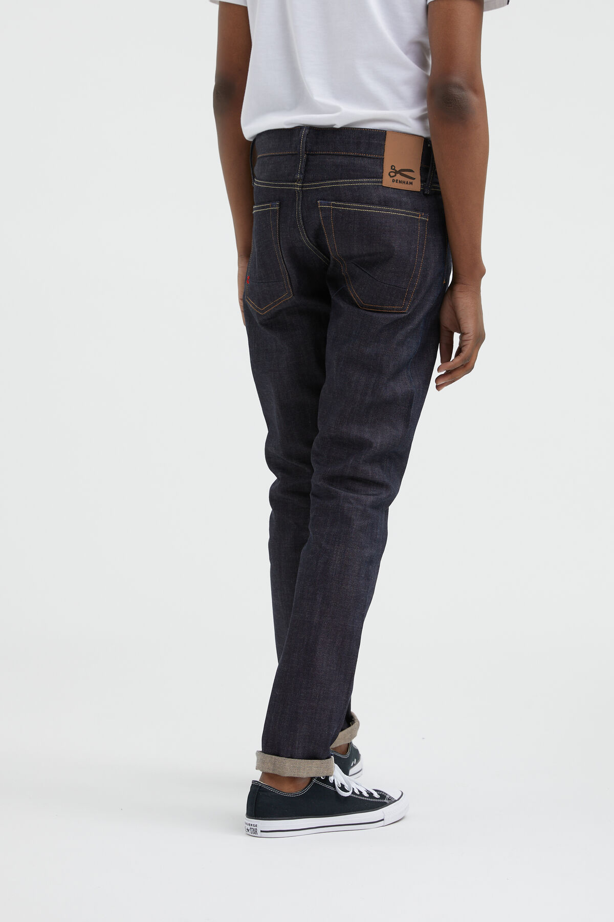 RAZOR SAKURA Unwashed Selvedge Denim - Slim Fit