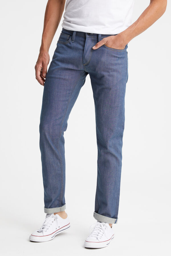 RAZOR Virgin biostretch selvedge denim - Slim Fit