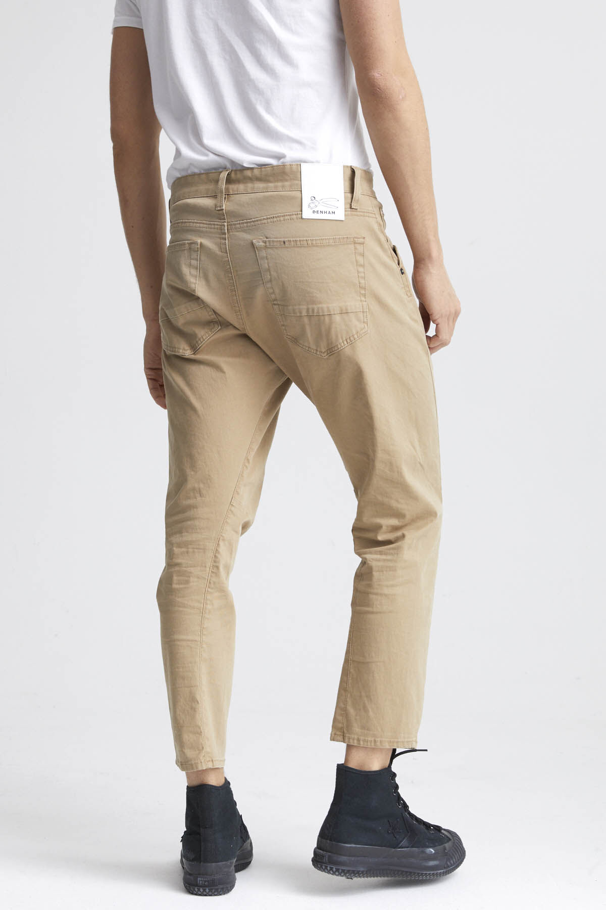 FUSION Garment Dyed Chino - Tapered Fit