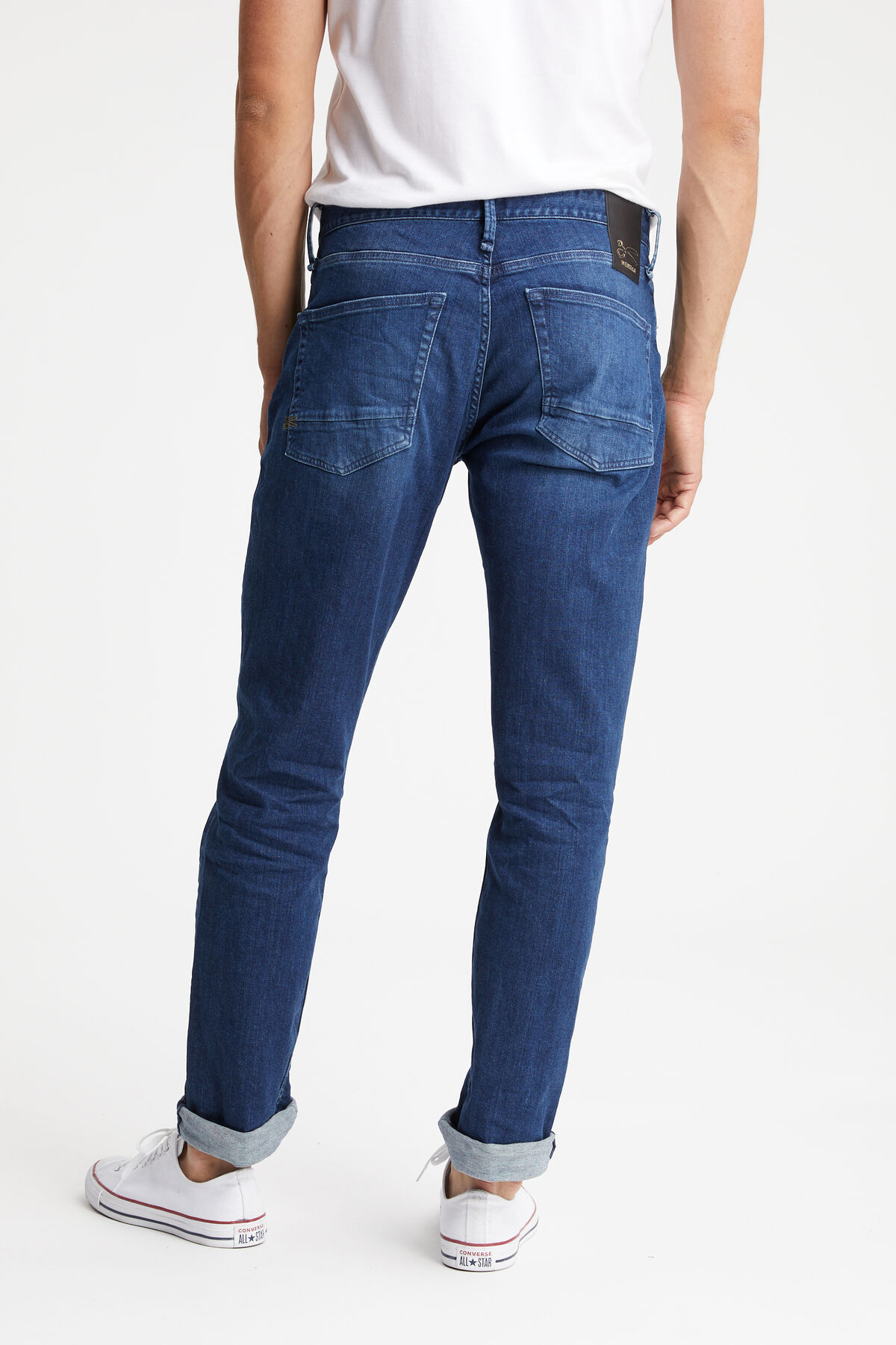 RAZOR Indigo Sustainable Denim - Slim Fit