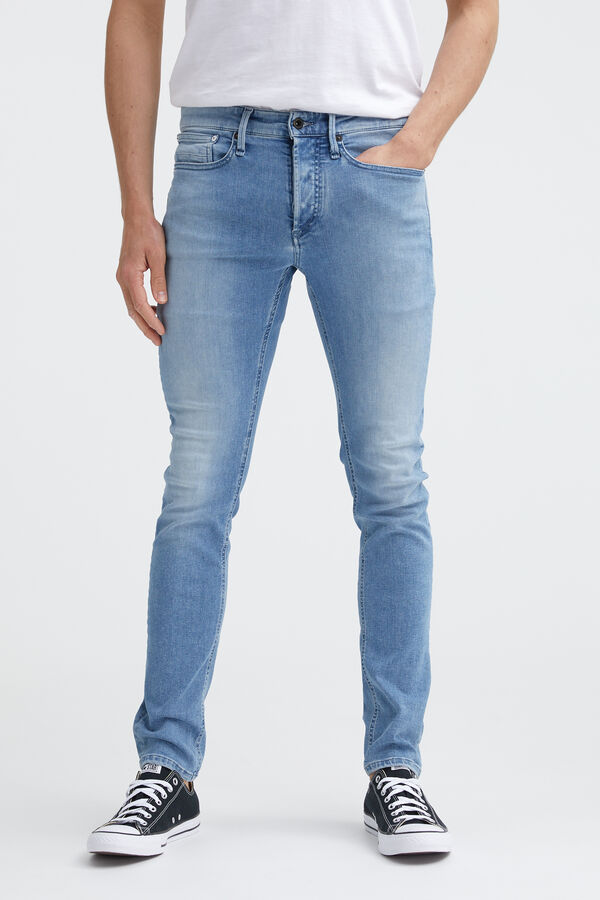 BOLT Soft Fade Denim - Skinny Fit