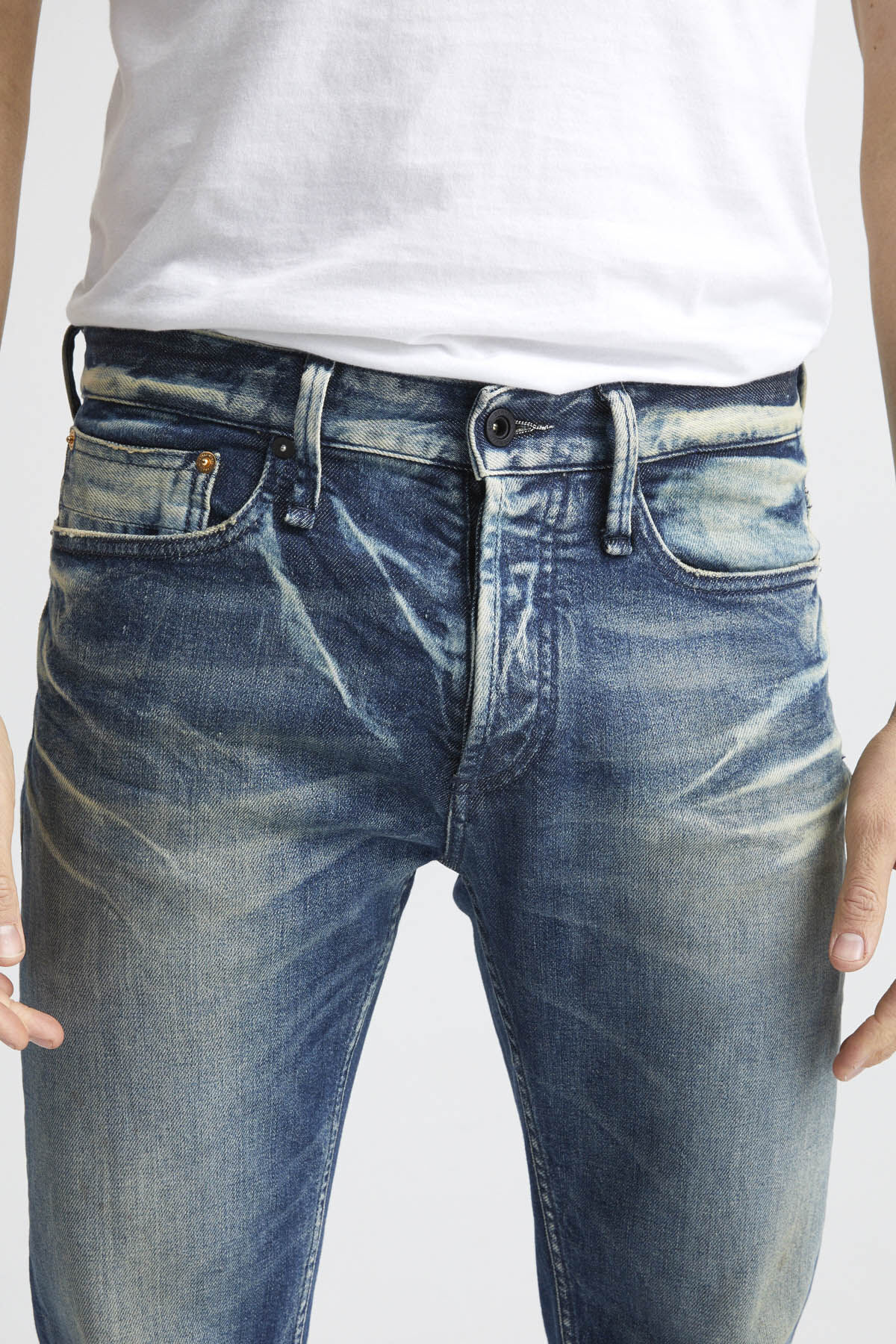 RAZOR Signature Selvedge Denim - Slim Fit