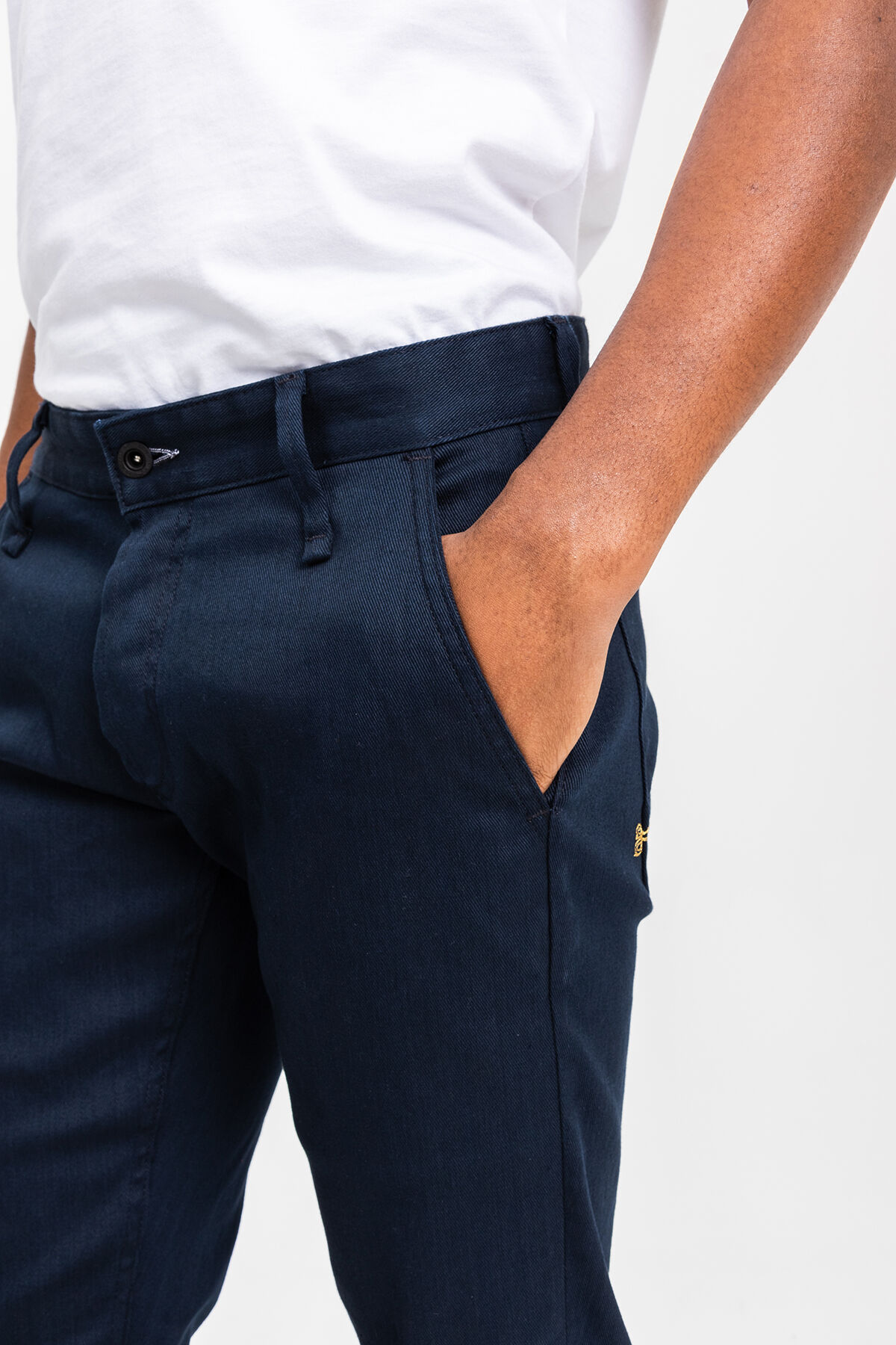 YORK Cotton & Modal blend - Slim, Tapered Fit