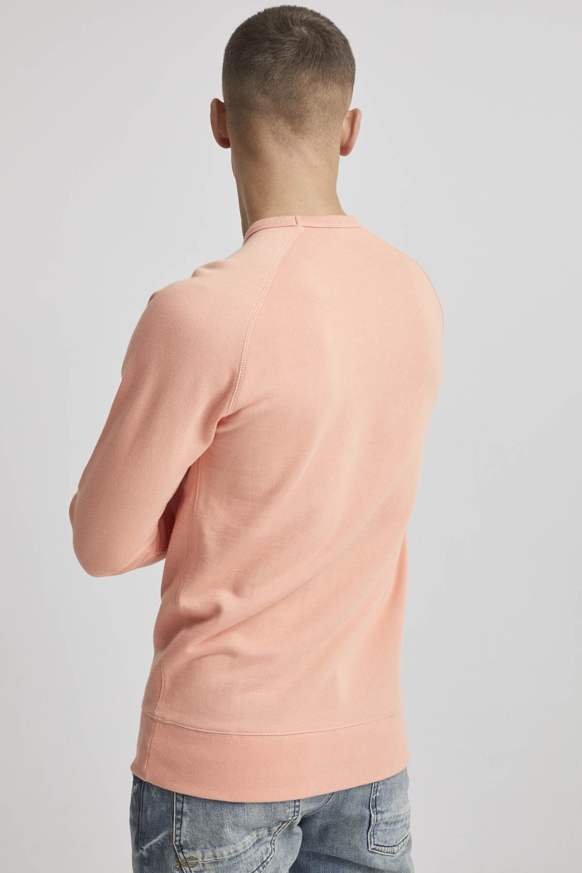 BRAND SWEAT Cotton Fleece - Slim Fit