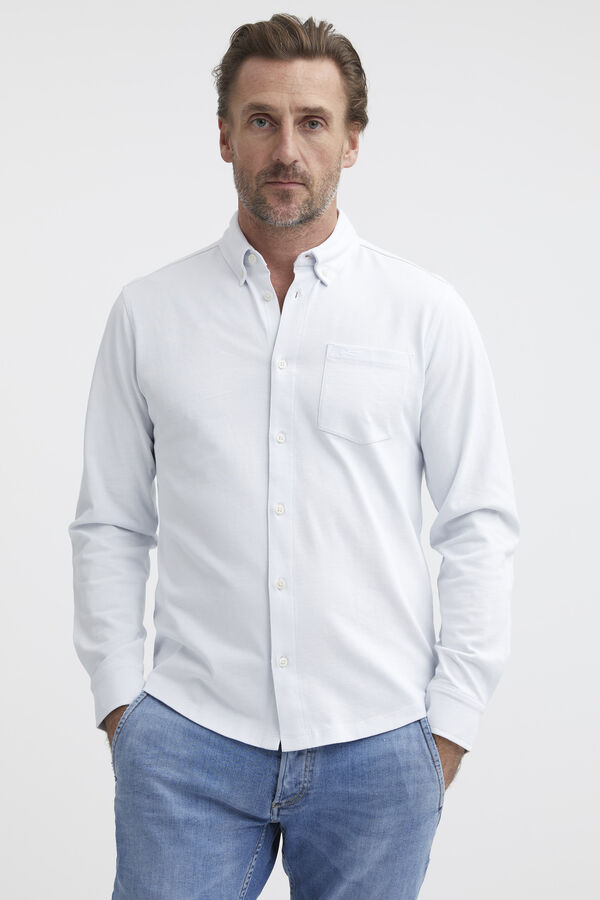 BRIDGE SHIRT Soft Cotton - Slim Fit