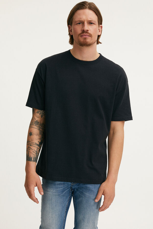 BURTON BOX TEE Embroidered Artwork - Boxy Fit