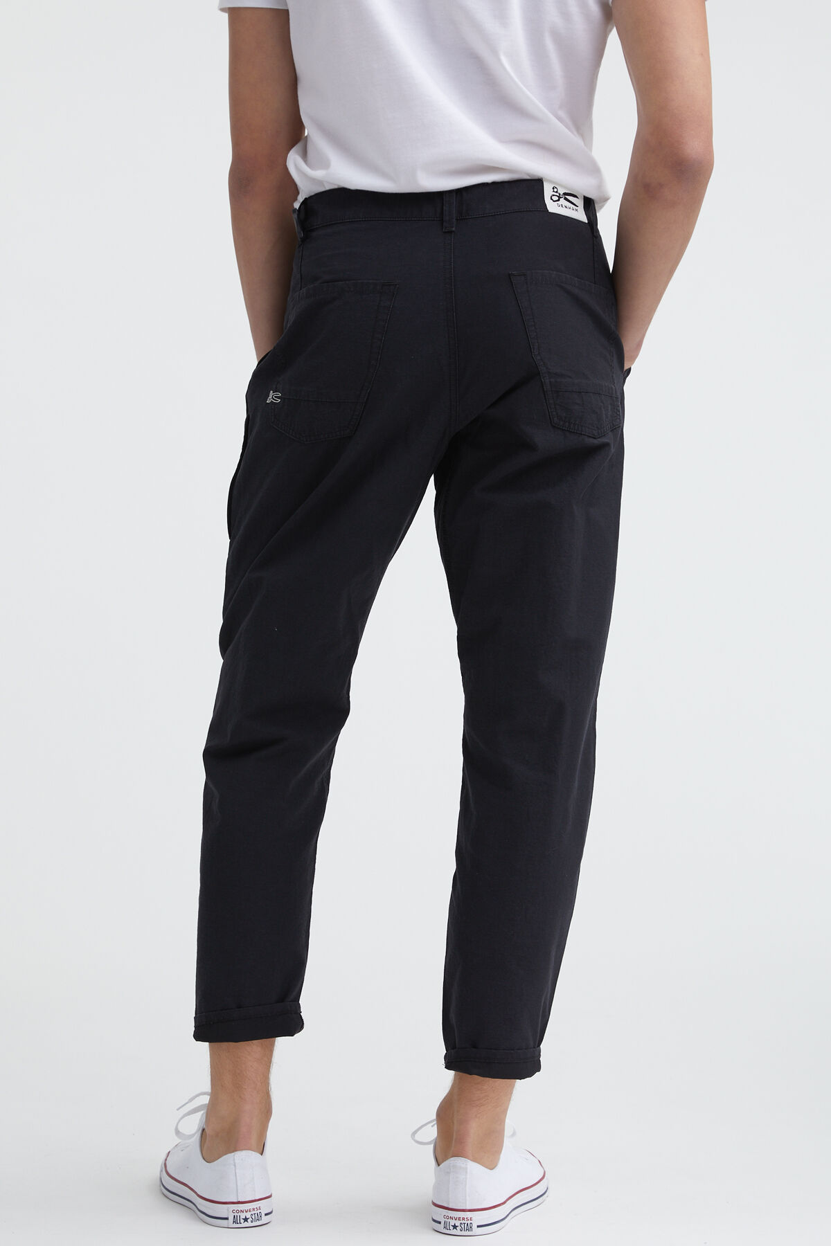 TRIAL PANT Garment Dyed - Tapered Fit