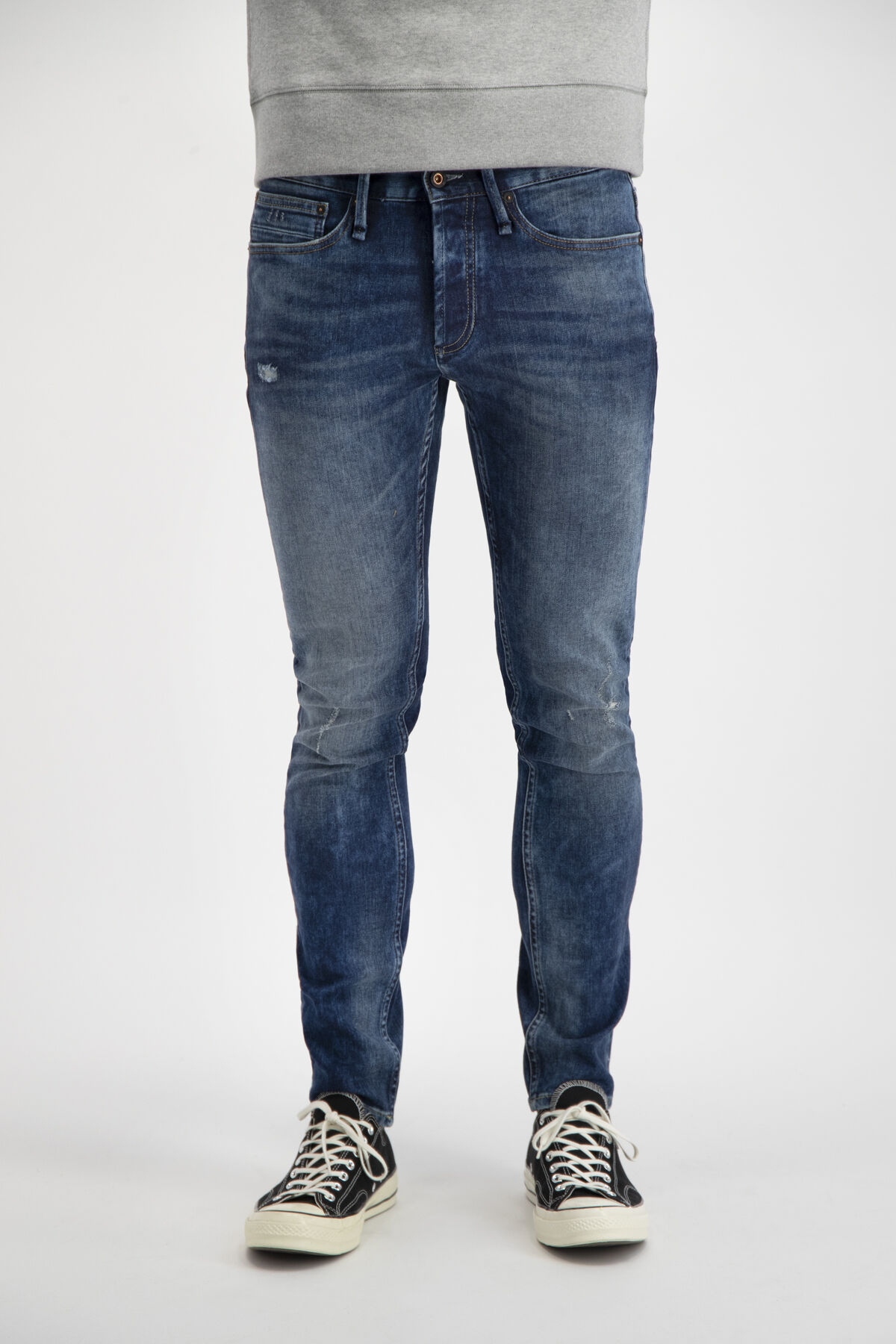 Bolt Skinny Fit Jeans - AB