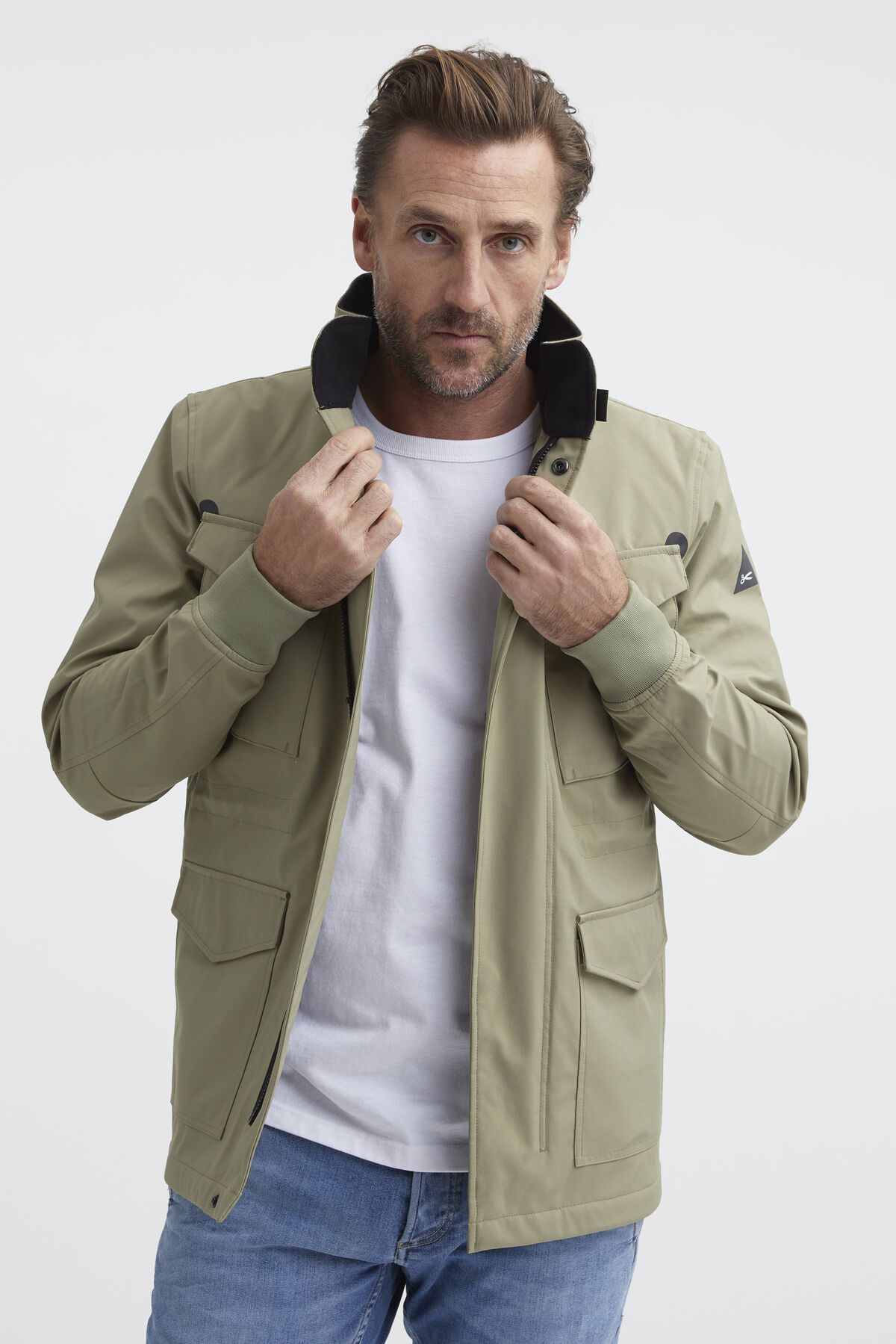 FIELDSHELL JACKET Soft Shell - Regular Fit