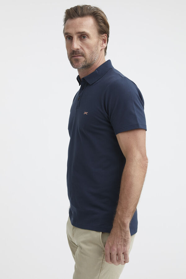 LUPO POLO Cotton Piqué - Slim Fit