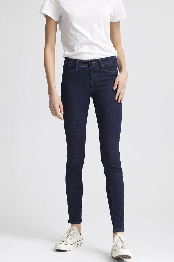 SPRAY Indigo Dipped Denim - Mid-rise, Tight Fit