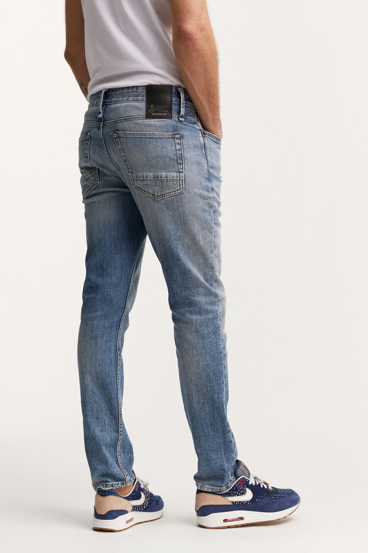 RAZOR Five-Year Indigo Denim - Slim Fit