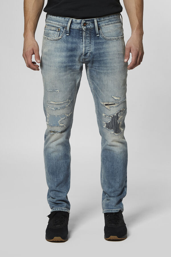 Hammer Athletic Fit Jeans - GRFA