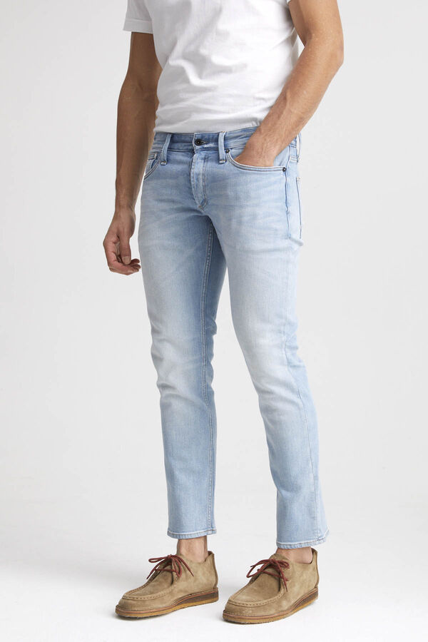 HAMMER Stonewashed Denim - Athletic Fit