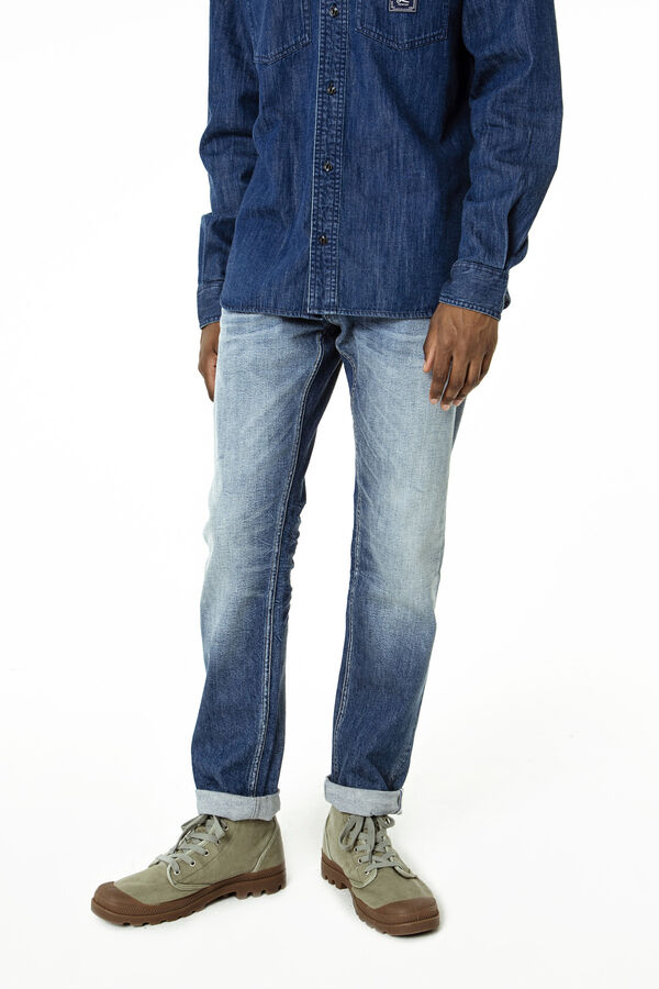 RAZOR Selvedge, Vintage Denim - Slim Fit