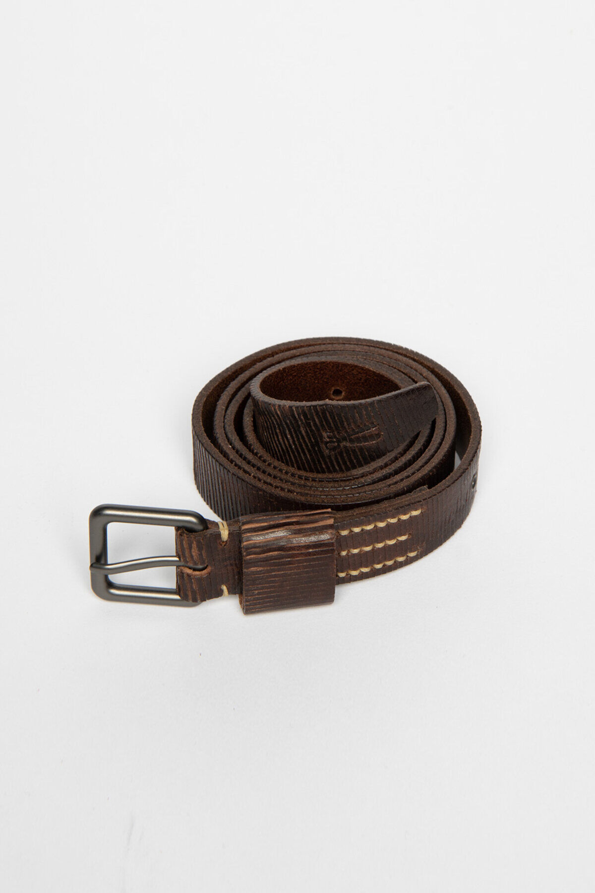 25MM BELT Full-Grain Leather