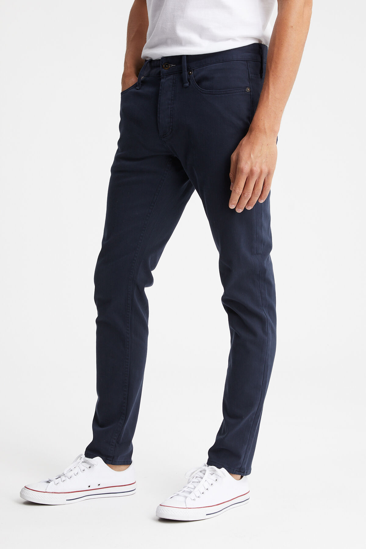 BOLT Garment dyed - Skinny Fit