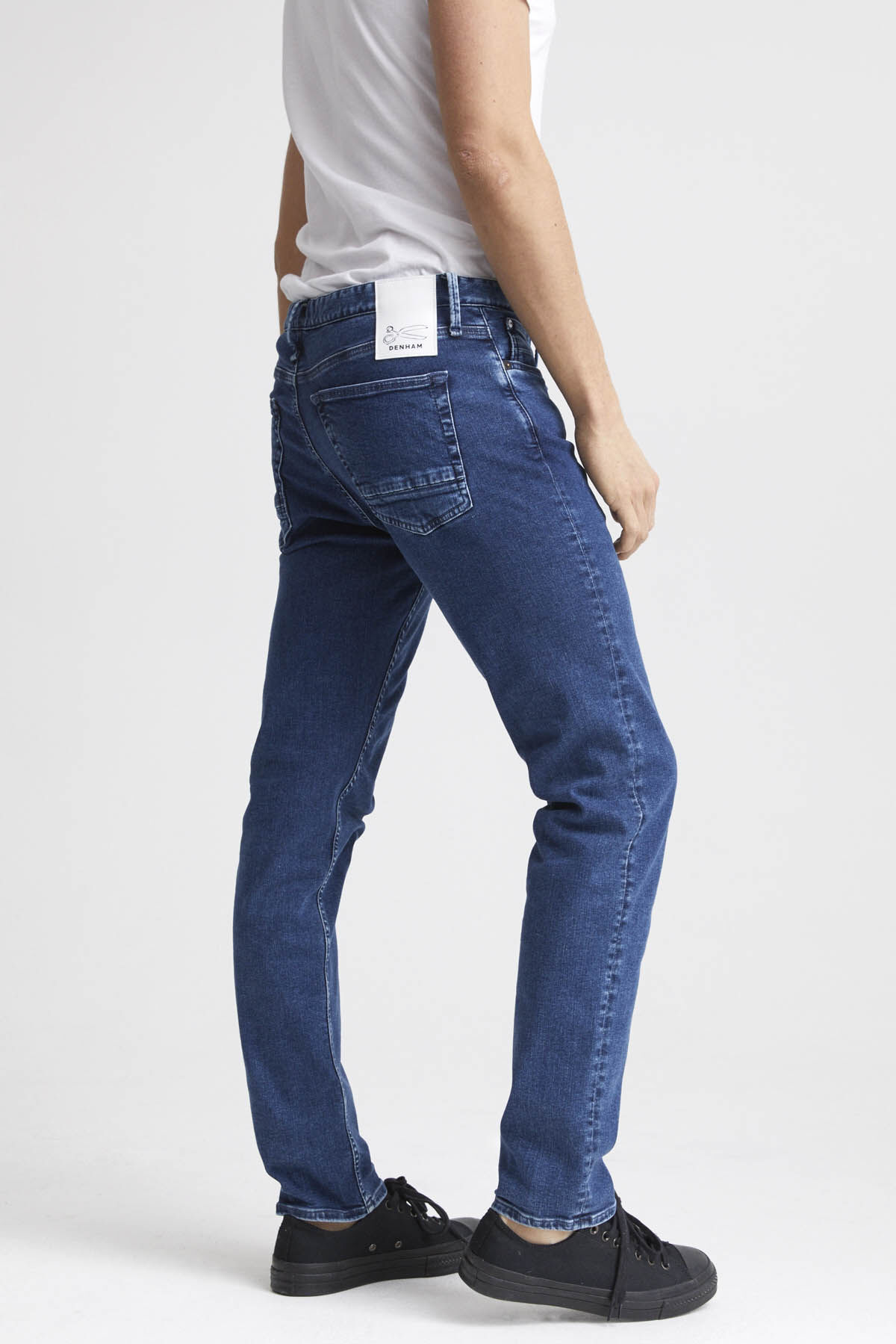 RAZOR Indigo Dipped Denim - Slim Fit