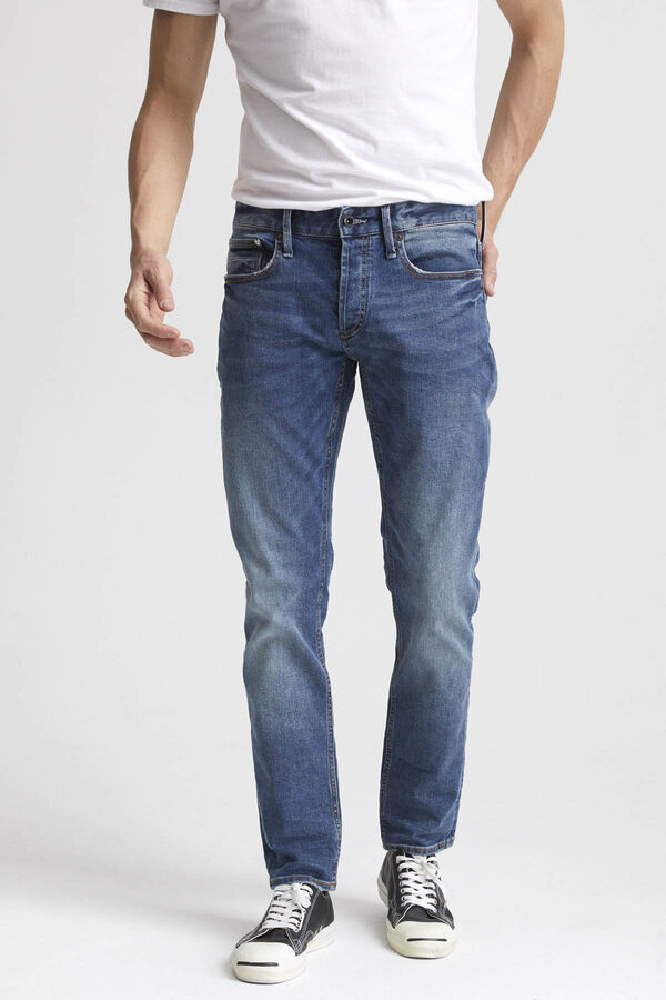 RAZOR 3D Whiskers Denim - Slim Fit