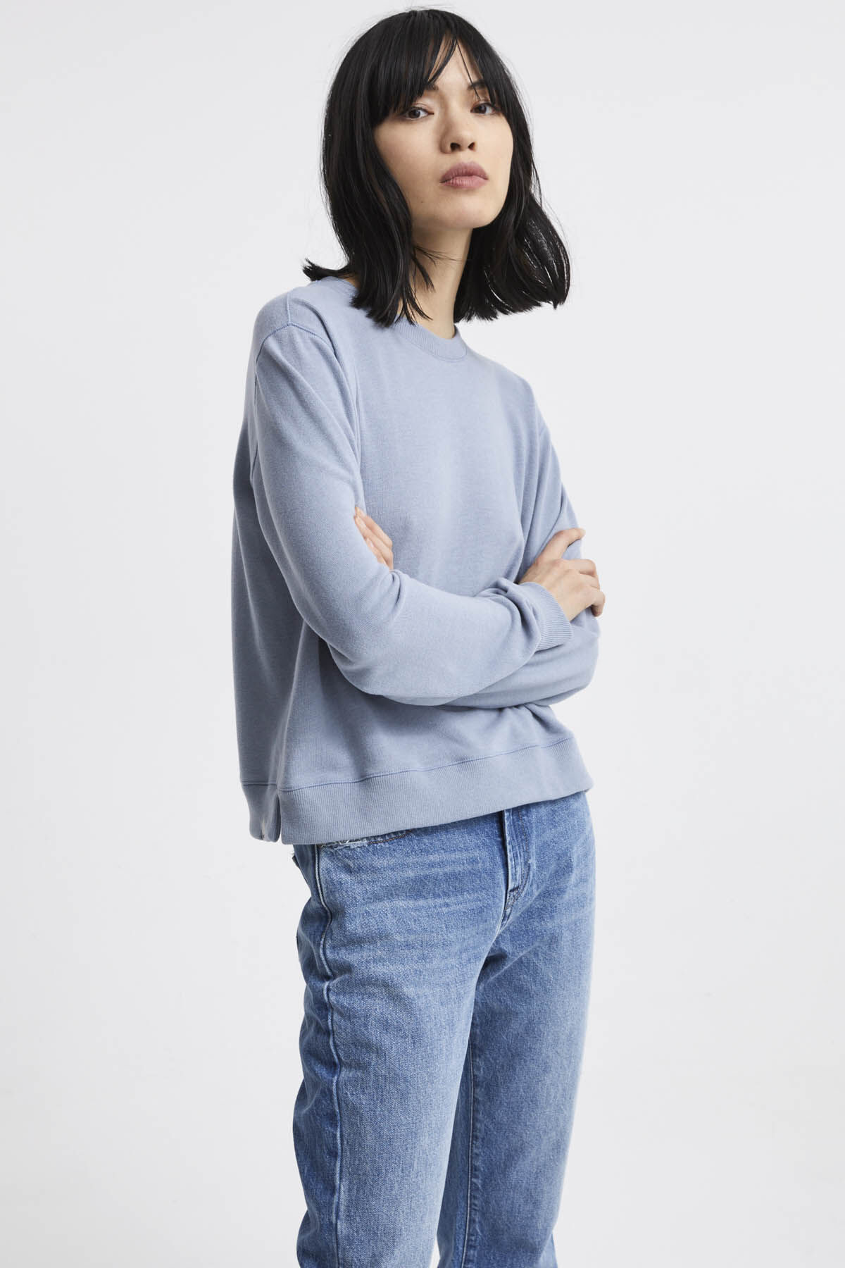 SHOWA CREW KNIT Cotton Jersey - Regular Fit