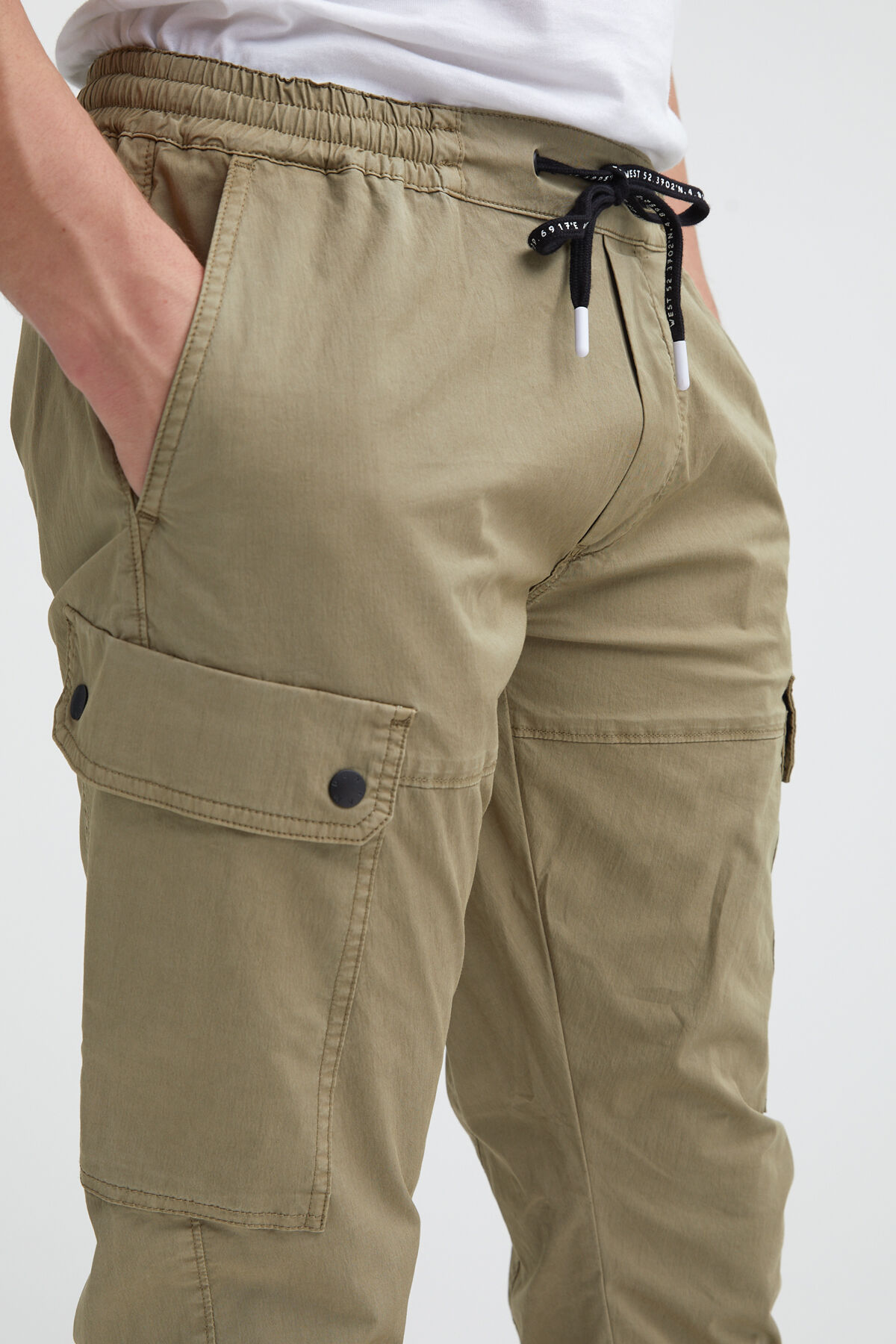 KINETIC CARGO Cotton & Nylon Blend - Tapered Fit