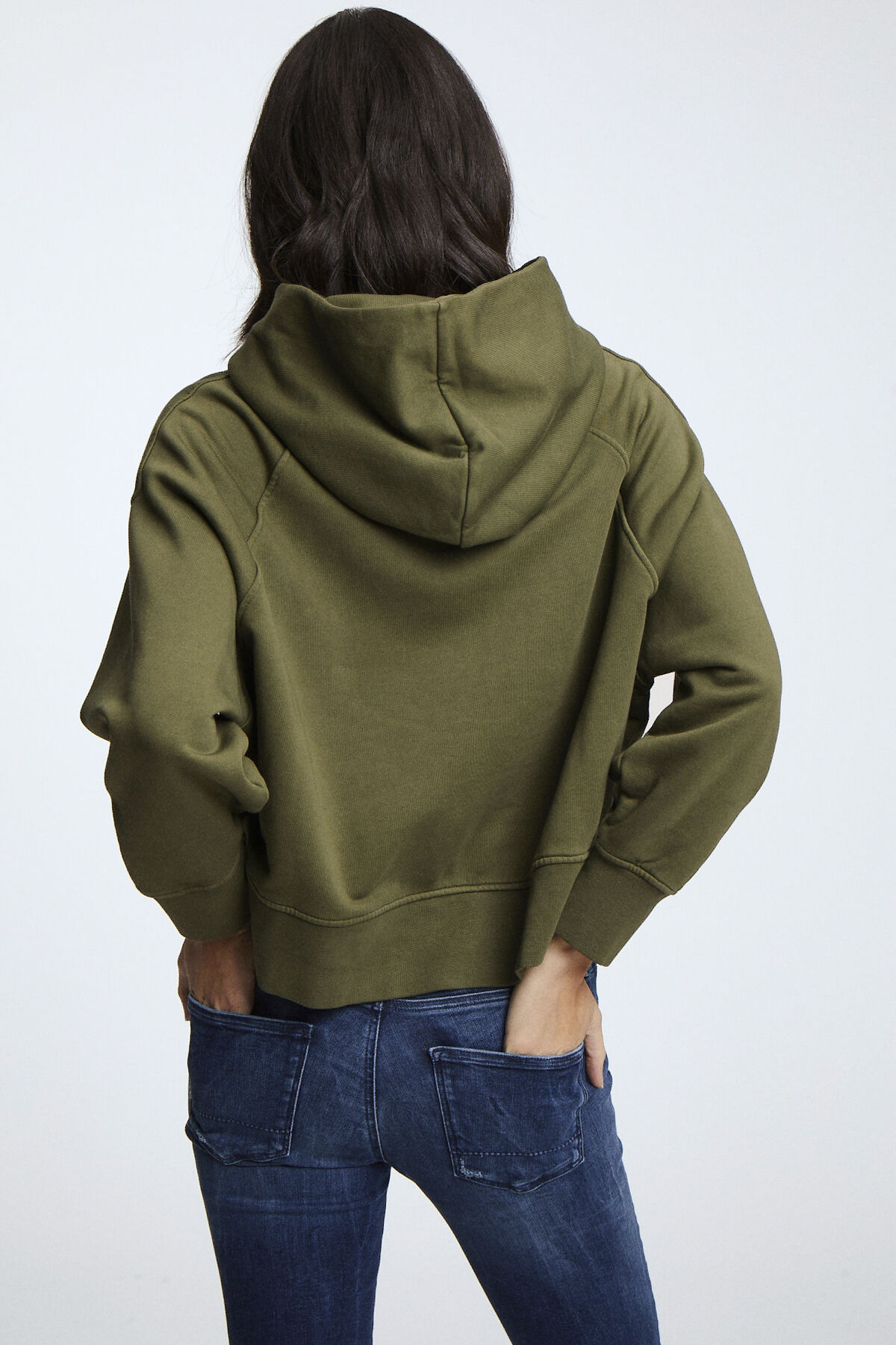 MACE HOODY Loopback Cotton - Oversized Fit