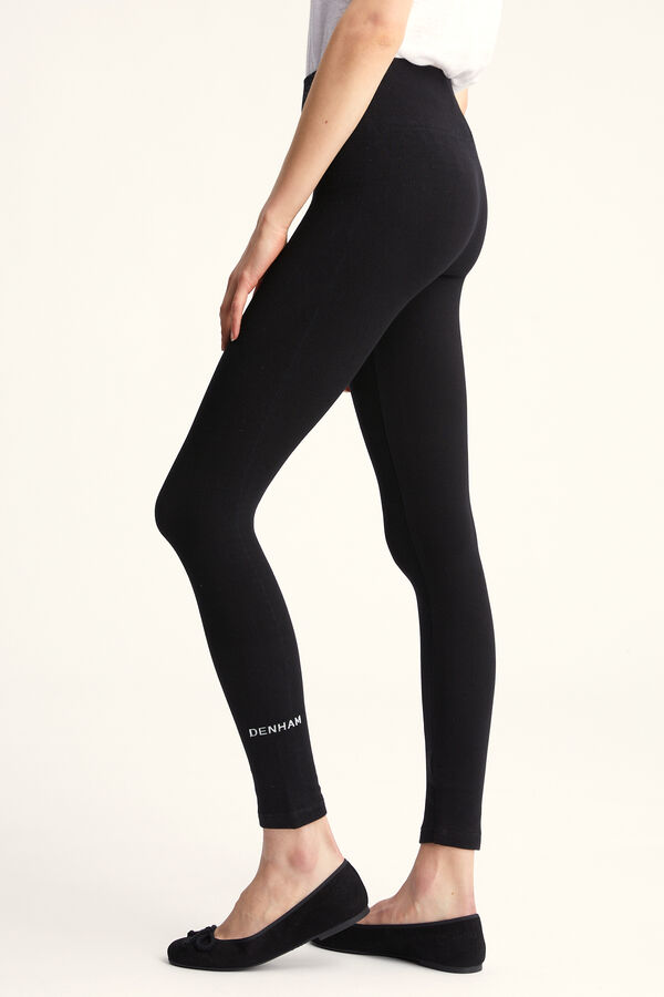 MOVE TECH Hi-tech Black Knit - Second Skin Fit