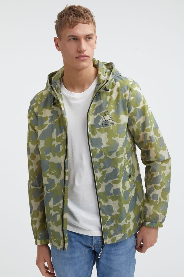 LIGHT CAMO JACKET SN
