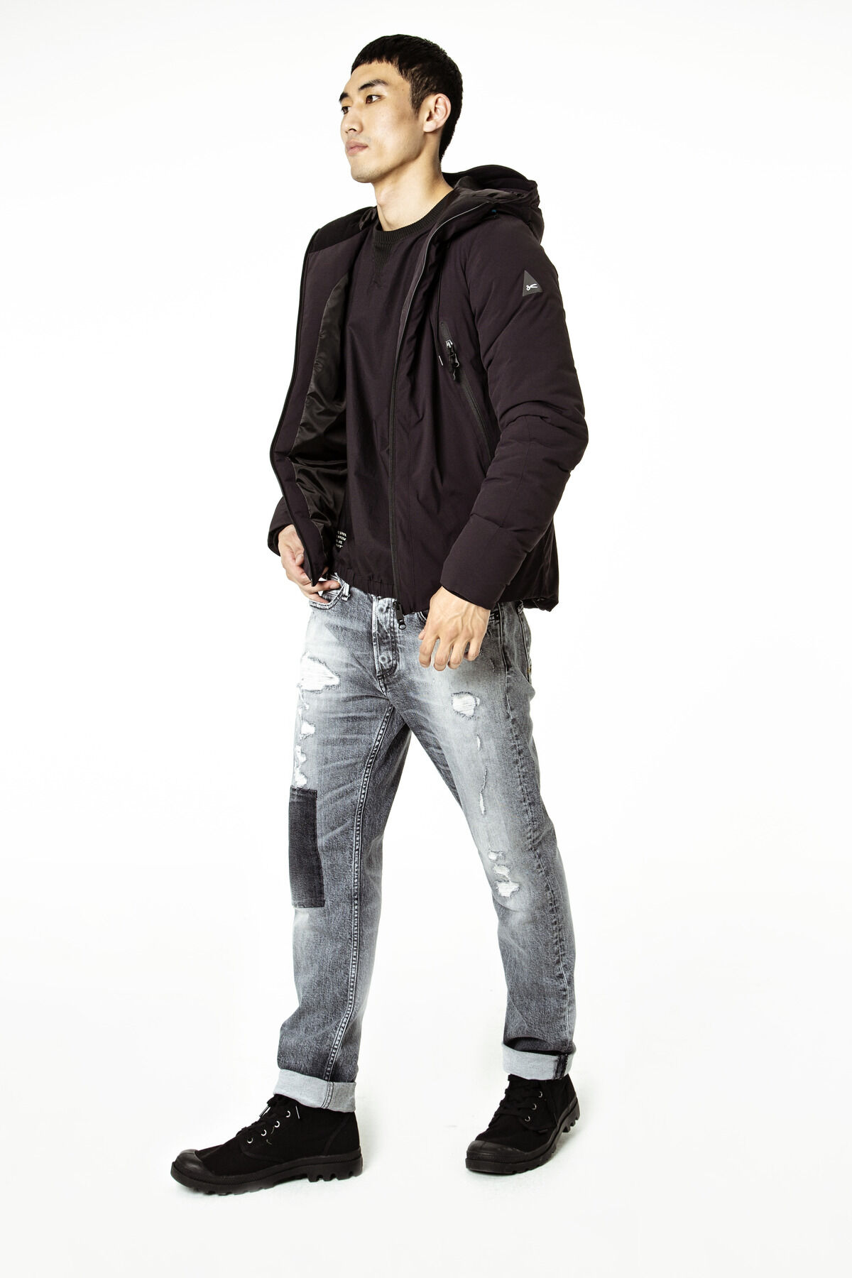 PACIFIC JACKET LSN