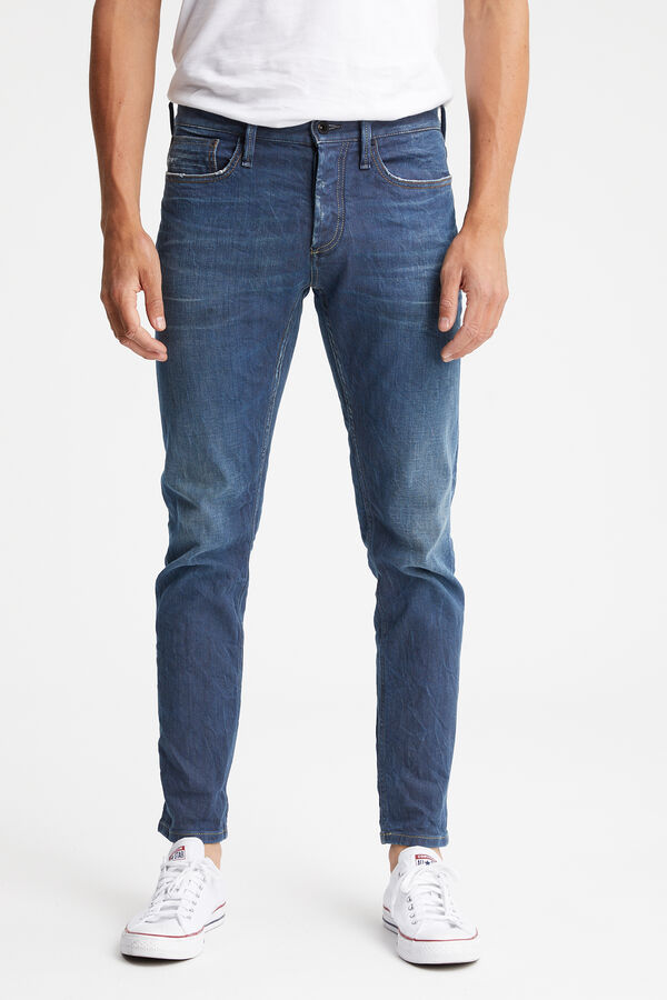 RAZOR Biostretch selvedge denim - Slim Fit