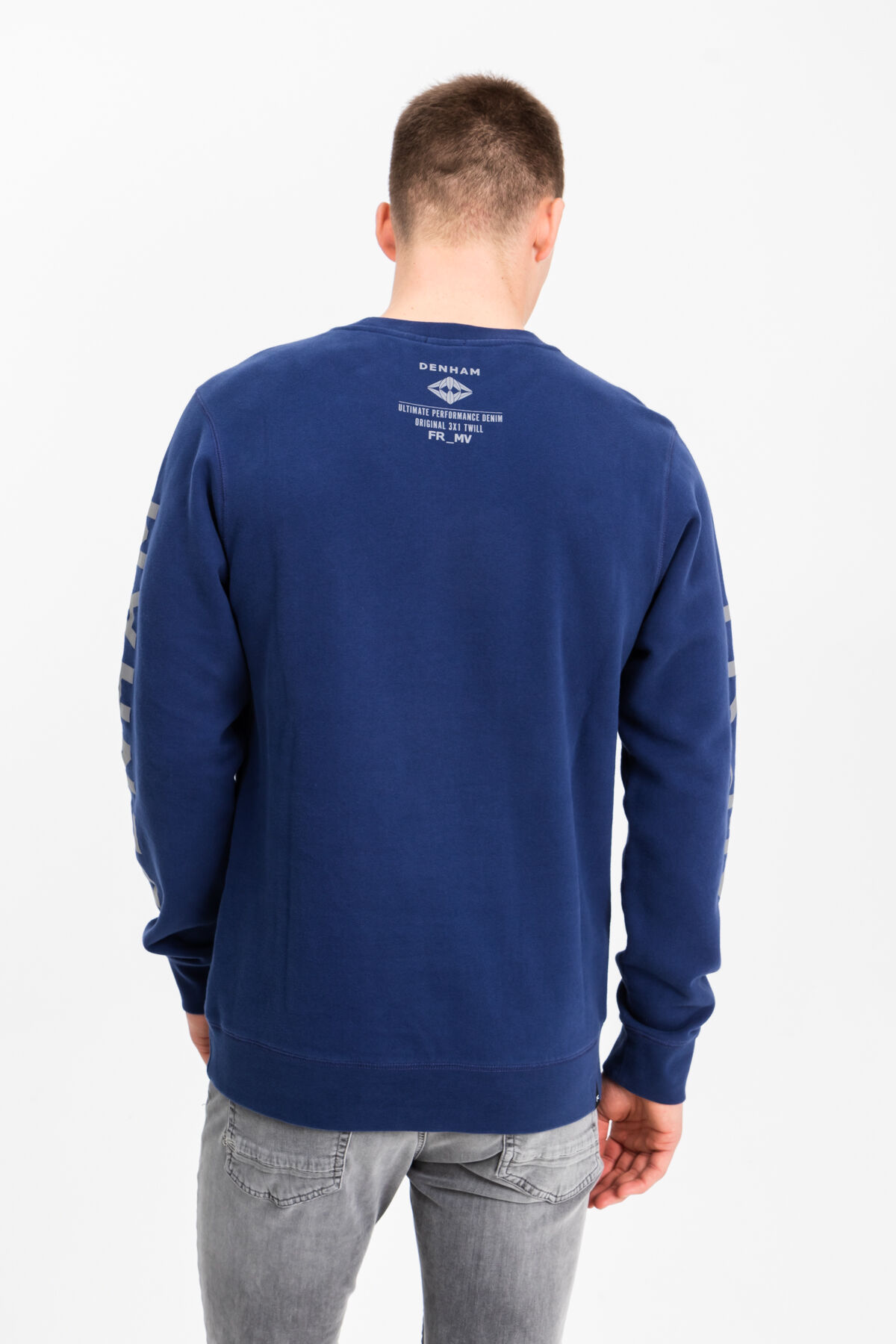 FM SLIM SWEAT CREW NECK SSF