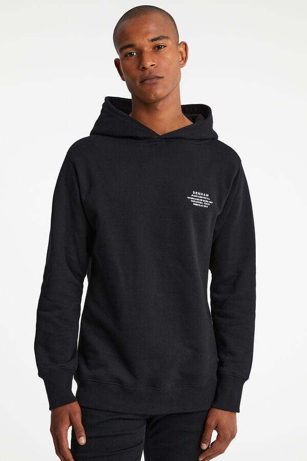 TRINITY HOODY Premium cotton sweat - Oversized Fit