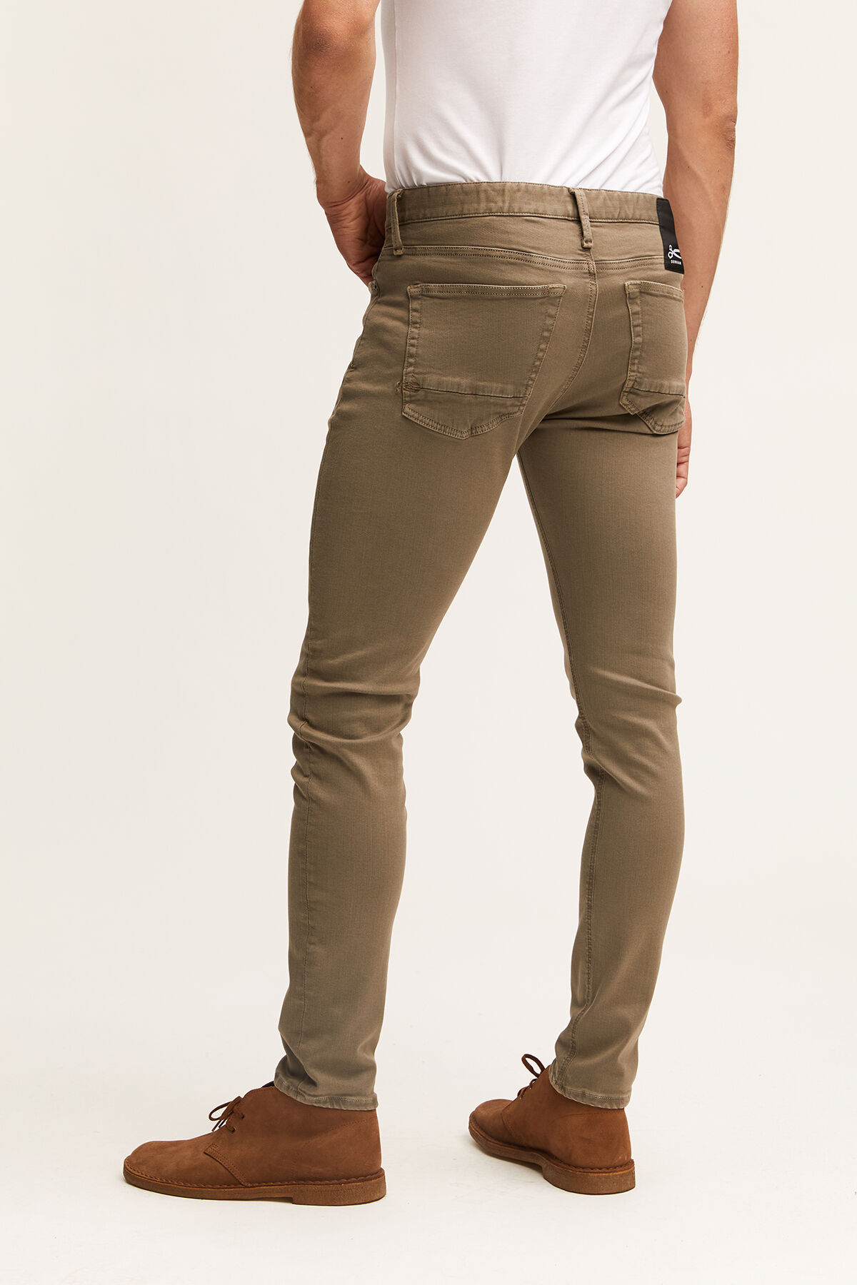 BOLT CHINO Garment Dyed - Skinny Fit