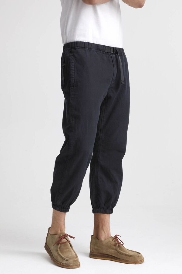 FRANCE PANT Cotton & Linen Denim - Relaxed Fit