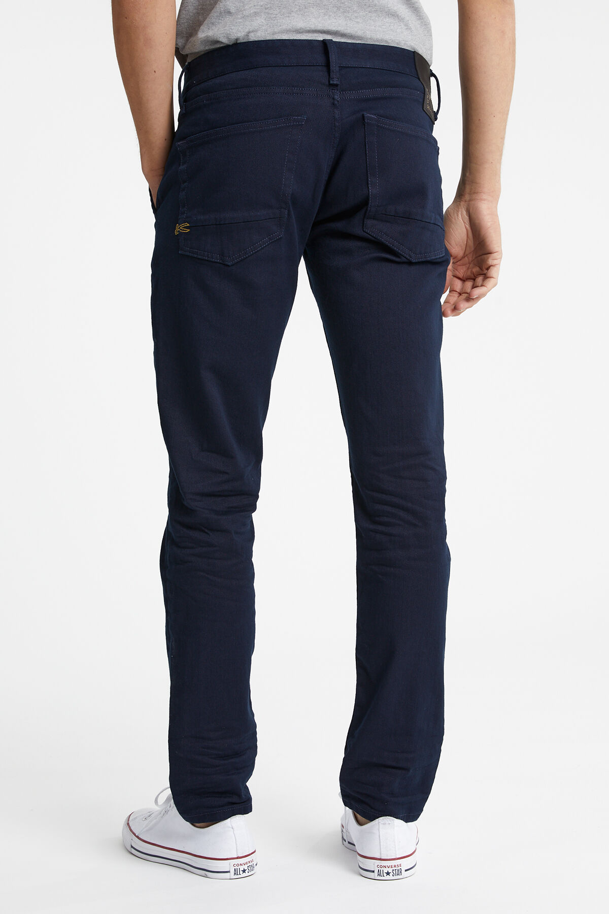 YORK Left-hand, Clean Twill - Slim, Tapered Fit
