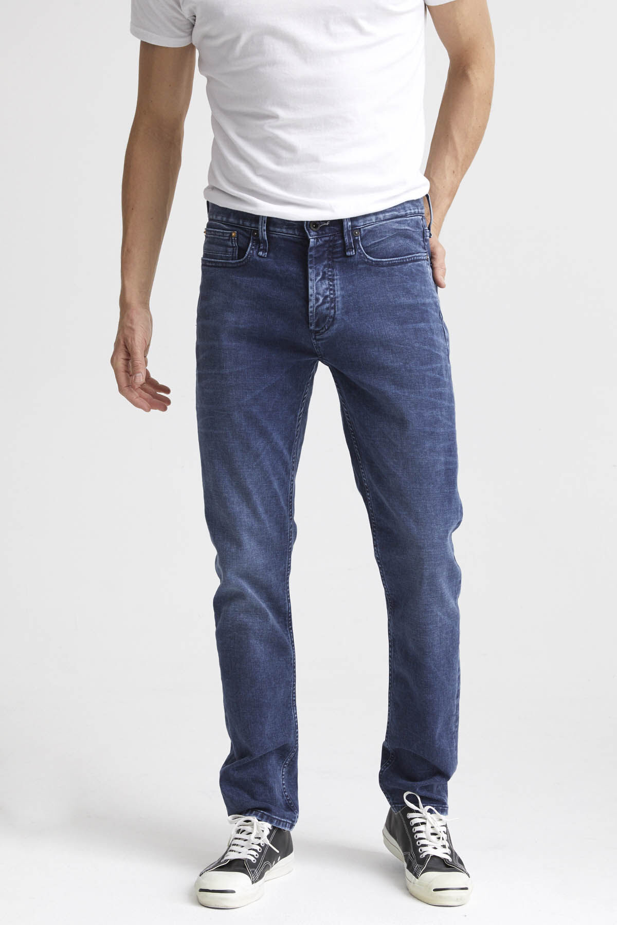 RAZOR Left-Hand, Deep Indigo Denim - Slim Fit