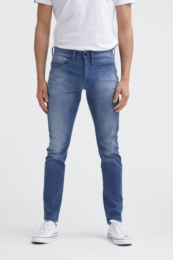 BOLT Left-hand Indigo Denim - Skinny Fit
