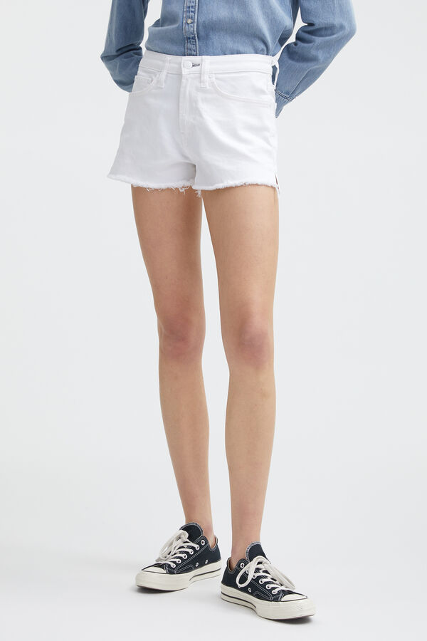 MELROSE SHORT WHITE