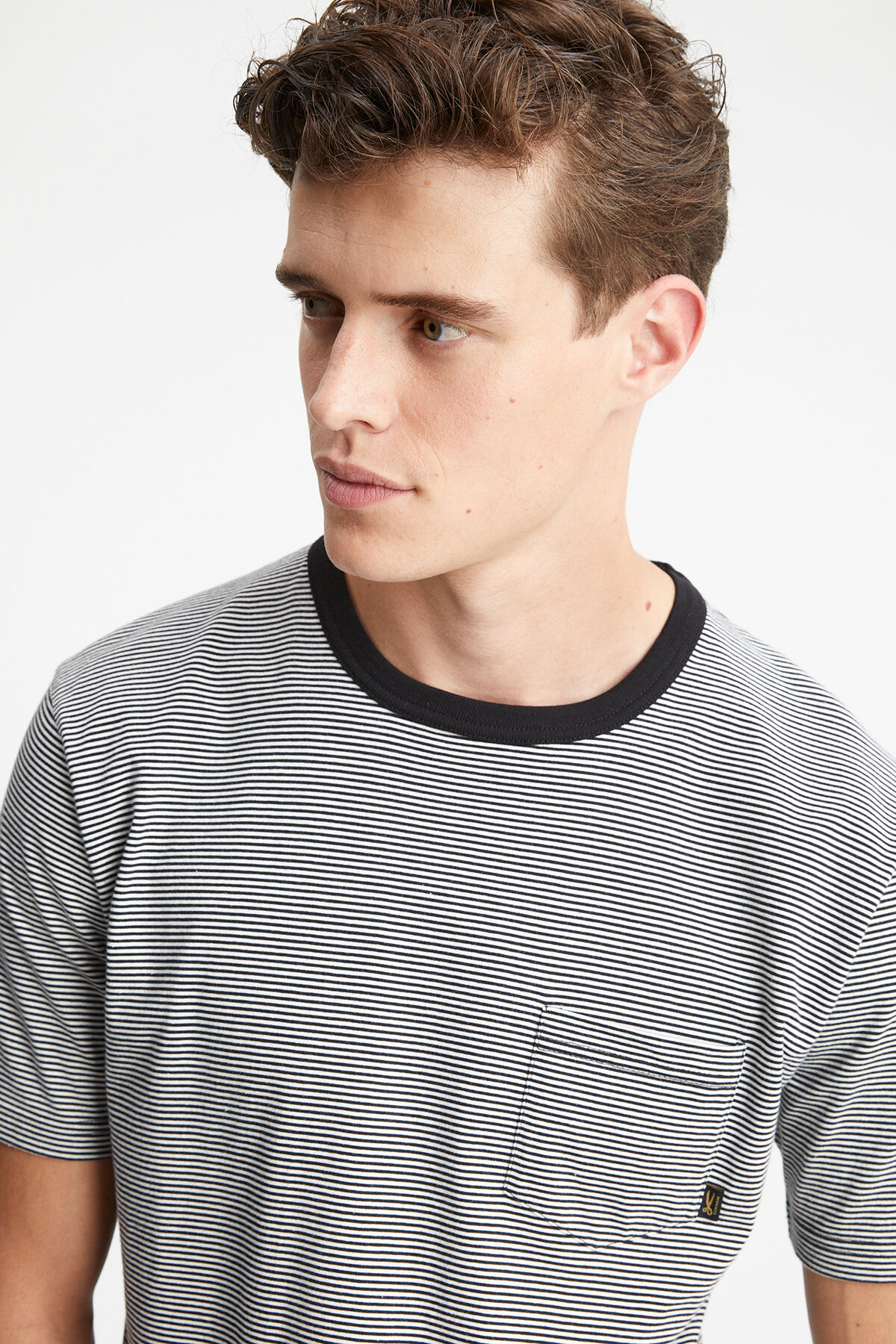 STRIPED TEE Premium Cotton - Regular Fit