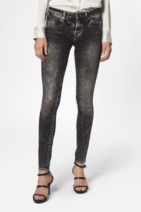 Spray Super Tight Fit Jeans - GRSBL
