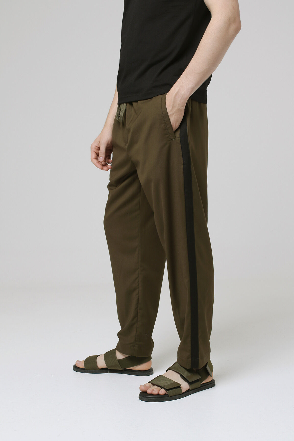 CARLTON TROUSER Comfort stretch - Carrot Fit