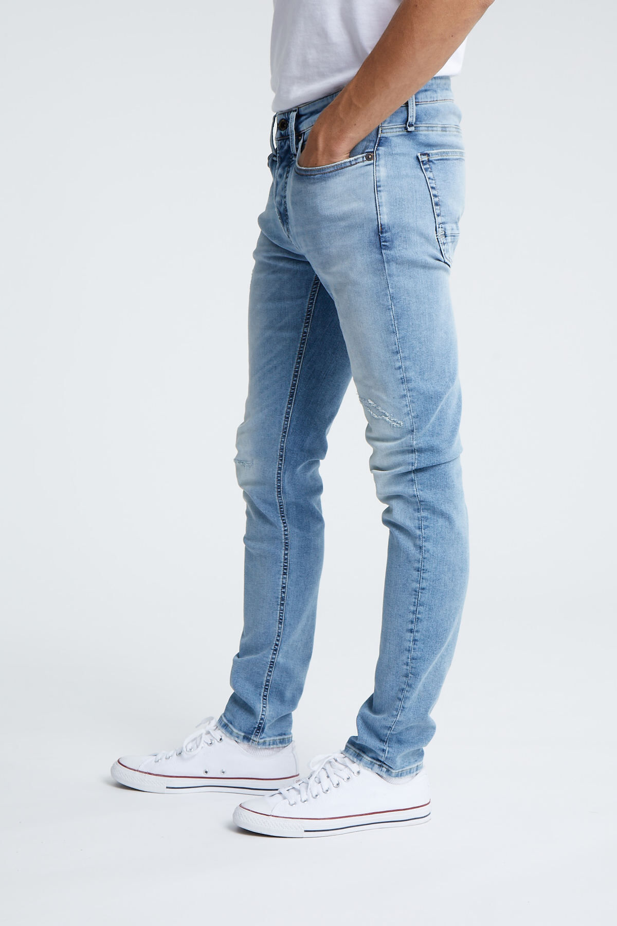 BOLT Four-Year Indigo Denim - Skinny Fit